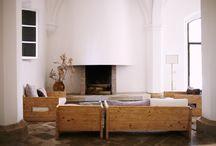 Kjeller stue /atelier