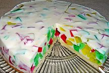 Götterspeise Torte