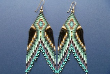 beaded eagles