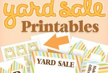 Yard Sale / by Shelley Parsons