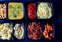 5 day meal prep vegan