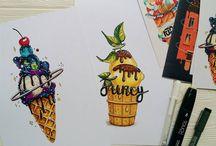 Random Art and Stuff