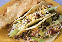Food - Mexican Food / Fabulous homemade Mexican food recipes.
