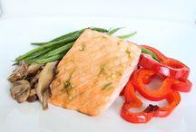 recipes - seafood / by Tonya Ricucci