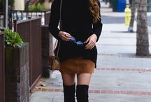 Over-the-knee boots outfits