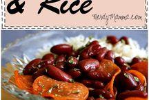 Main dish-rice