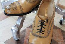 Buty i paski szyte na miarę Mercer