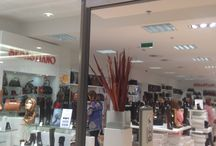 Árkád Shopping Center Budapest- Sebastiano Cipőbolt / A Sebastiano bolthálózat egyik tagja Budapesten az Árkád üzletközpontban található