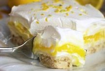 citron desserts