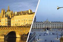 Nos séjours / A 1h30 de Paris, découvrez une ville pleine de charme :  trois places classées UNESCO, un patrimoine Art Nouveau disséminé dans toute la ville, une vie culturelle riche (festivals, opéra national de lorraine, ballet de lorraine) et une ambiance chaleureuse.