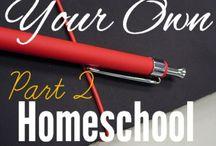 Homeschooling / by Tara Stevens