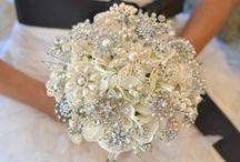 Bridal Bouquets / by Petal Pushers Inc. and Magnolia - Exquisite Florals & Event Decor
