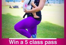 Fit with Bub / Classes for mums with babies in Sydney Australia. Regain your fitness and workout with baby close to you. Kangatraining and pram camp.