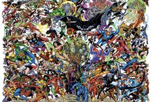 comic hero / marvelsvsdc