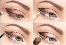 how to make beauty eyeshadow