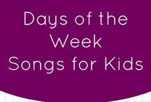 Songs for chiodren