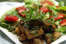 Vegan Entrees (Tofu)