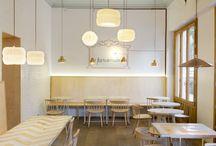 cafe / restaurant / interior design