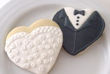 Weddings / Cookies to help you say I Do!