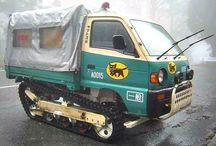 Mini camion