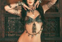 Belly dance, fusion, tribal etc.