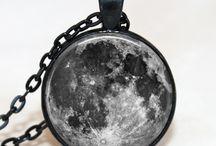 Moon stuff / by Amanda Taylor