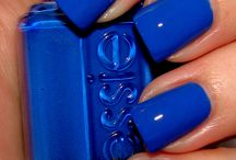 Nailpolish Colors / by Stephanie Schlimm