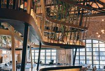 Fancy bar/lounge