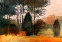 paysage abstrait 9