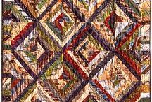 Necktie quilts / by Angela Slager