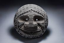 Colombia Artesanal: Máscaras indígenas