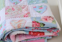quilts...inspiration for ones I love and might even make one day... / These are the  special ones, the ones i think suit my style and fabric love\stash, the ones i think i might make sooner than later...