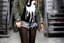 estilo rock.❤