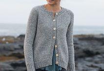 knitting patterns to wear