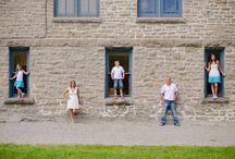 Family portrait ideas / by Melanie Epp