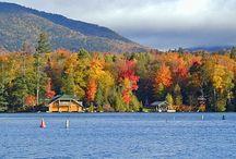 The Adirondacks / by Eileen Smith Farleigh