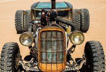 RATical Rods, Rides and Rigs / Over the Top Rat Rods and Patina'd Custom Cars, Trucks, Rides and Rigs...