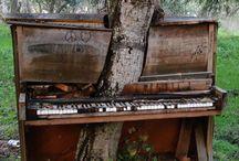 Interesting Pianos