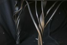 Tavolo gambe gerro