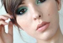 Hair, nails, make-up / by Maxine Burleigh