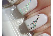 Arty fingers