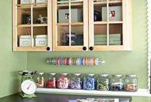 Scrapbook Room Ideas & Organization / by Winnie Milner
