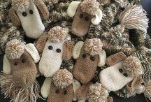 Addi knitting