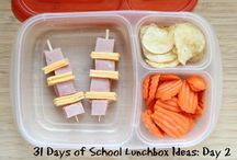 Lunchbox Ideas / by Amber Cargal