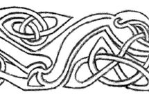 knotwork / viking and celtic