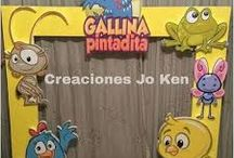 Gallina Pintadita 1año Danielito