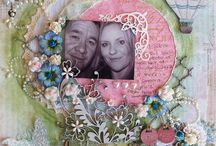 Rhonda Alman's Hand-made Projects made by me. / All hand made projects made by me...