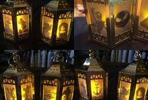 Lanterne Disney