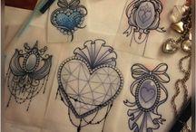 kule tattoo ideer