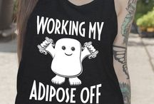Cuddle the Adipose